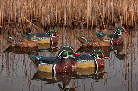 Avian X Top Flight Wood Duck