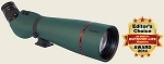 Alpen Rainer EDHD Spotting Scope  25-75 x86 with 45 Degree Eyepiece