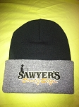 Sawyer's Country Edge Logo Stocking Cap