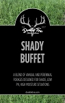 Double Tine Shady Buffet