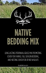 Double Tine Native Bedding Mix