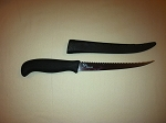 Shark Black Fillet Knife
