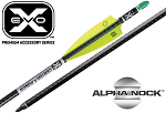Evo-X Centerpunch Premium Carbon Crossbow Arrows