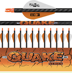 Element Archery Quake Arrows