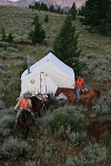 Montana Canvas Wall Tents